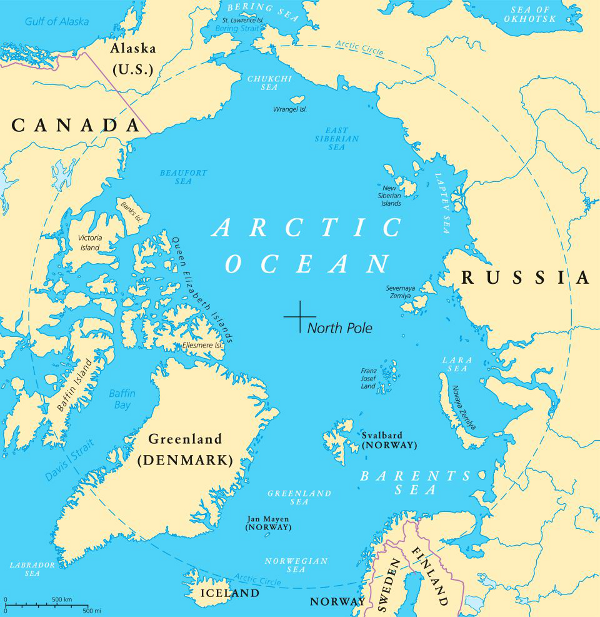 Cercle polaire arctique